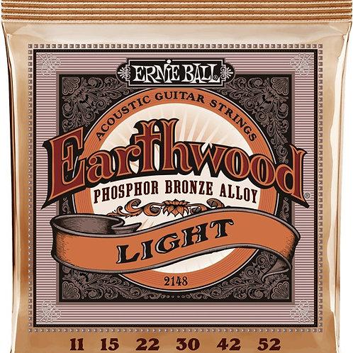 Ernie Ball Earthwood 2148 Light Acoustic Guitar Strings
