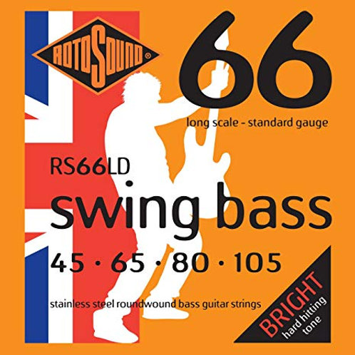 Rotosound RS66LD Swing Bass Standard Bass Guitar Strings