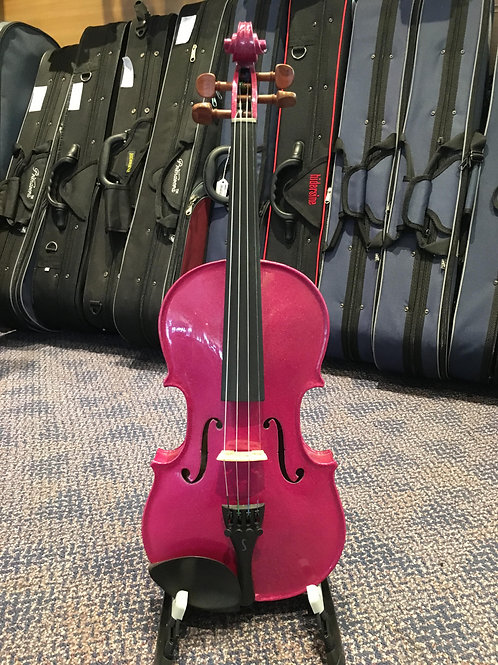 Harlequin Student 3/4 Violin Outfit PK