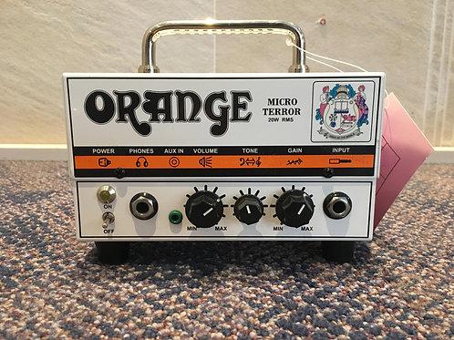 Orange Micro Terror Valve Head