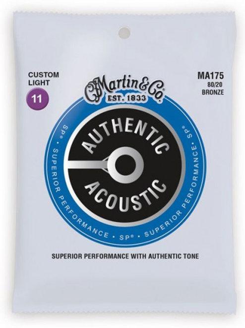 Martin MA175 Acoustic Guitar Strings