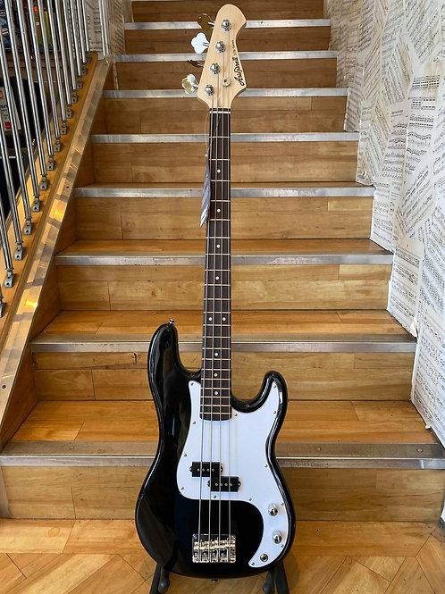 Aria STB Precision Bass BK