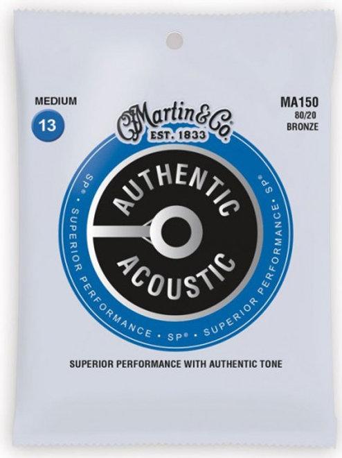 Martin MA150 Acoustic Guitar Strings