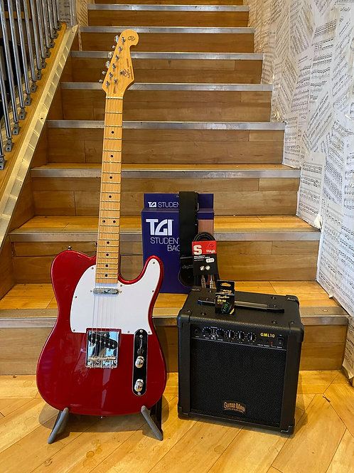 Electric Guitar SX Tele Pack 1 - CAR