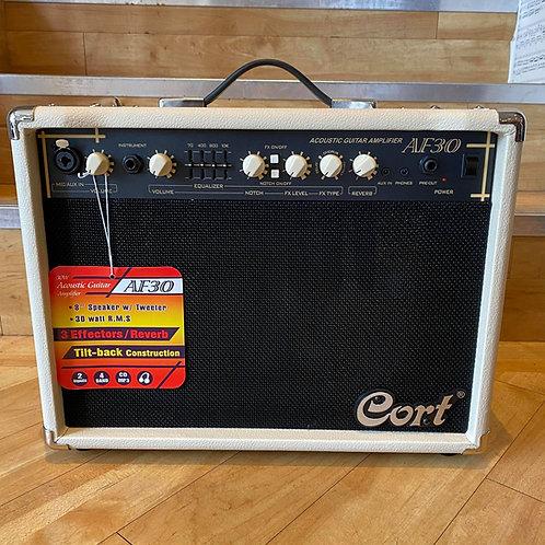 Cort AF30 Acoustic Amplifier