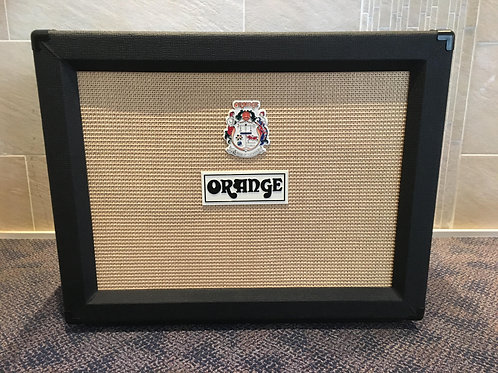 Orange PPC212 BK Cab