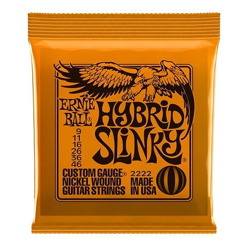 Ernie Ball Hybrid Slinky Electric Guitar Strings