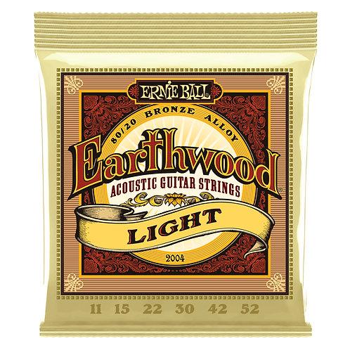Ernie Ball Earthwood 2004 Light Acoustic Guitar Strings