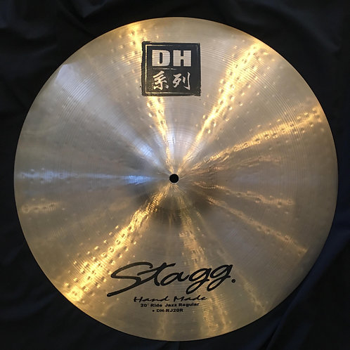 """Stagg DH Series Hand Made 20"""" Ride"""