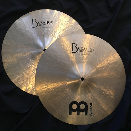 "Meinl Byzance Heavy Soundwave 14"" Hi-Hat"