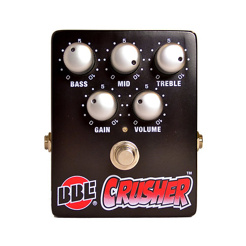 BBE Crusher Distortion