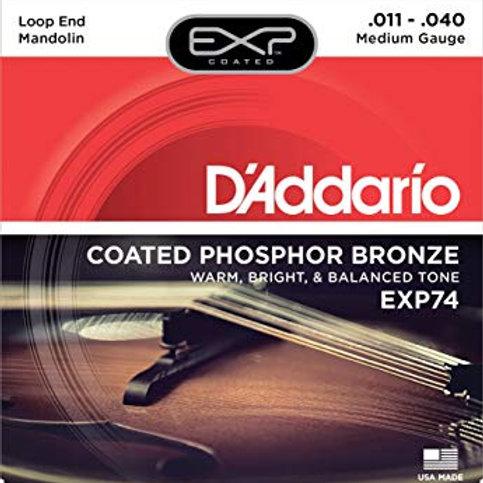 D'Addario EXP74 Mandolin