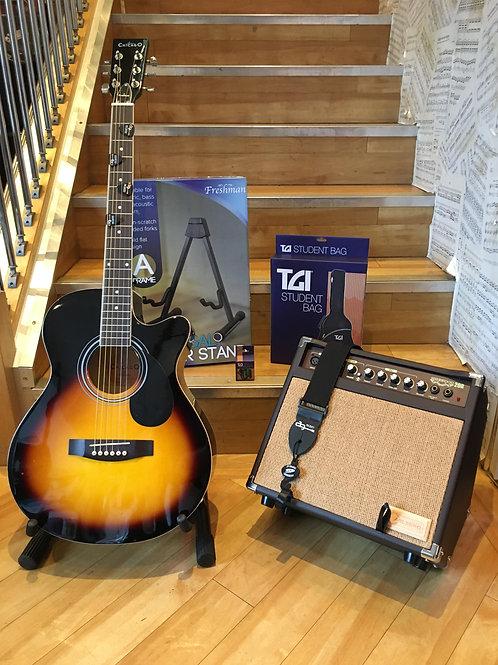Acoustic Guitar Pack 2 - Chicago/Carlsbro SB