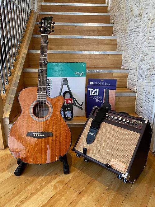 Acoustic Guitar Pack 3 - Brunswick/Carlsbro MH
