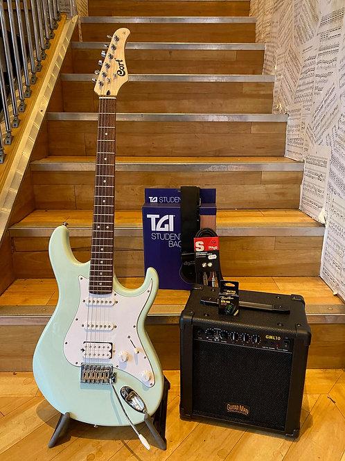 Electric Guitar Cort G110 HSS Pack 1 -CBG