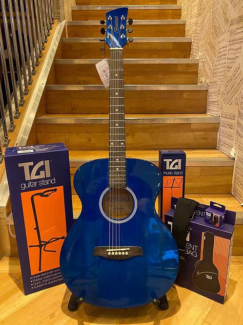 Brunswick Acoustic Guitar Pack