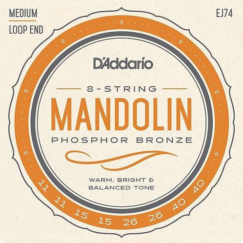 D'Addario EJ74 Mandolin