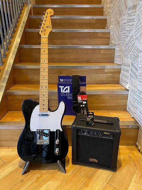 Electric Guitar SX Tele Pack 1 - BK