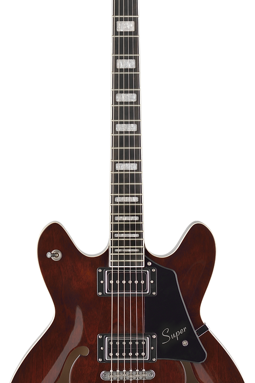 Hagstrom Super Viking (Trans Brown)