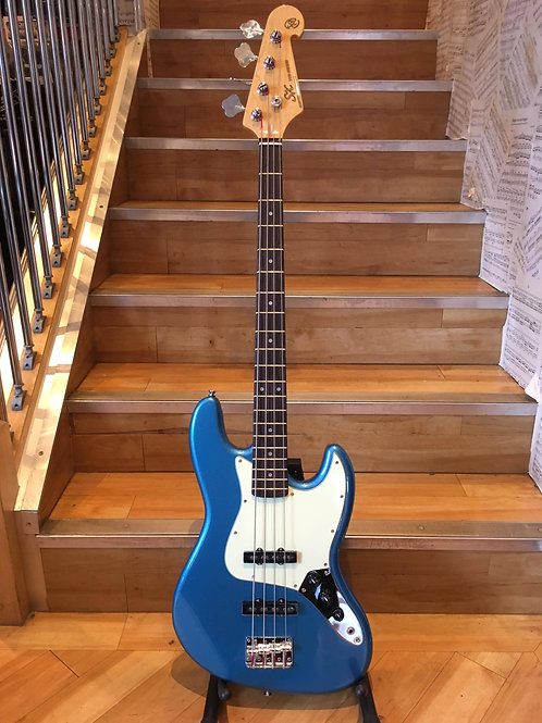 SX VTG Series Jazz Bass LPB/RW