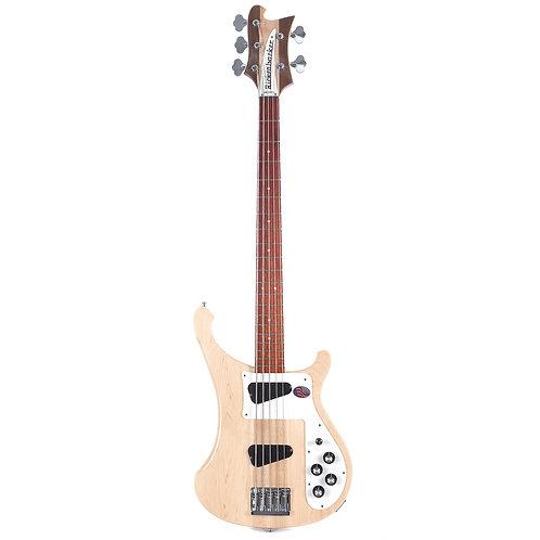 Rickenbacker 4003S5 5-String Bass - Mapleglo