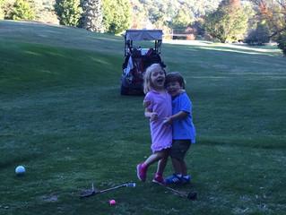 Mini Golfers