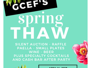 Spring Thaw Tickets on Sale NOW!