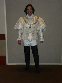 French Period Costume