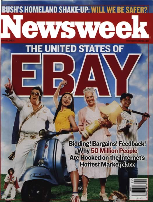 Elvis Costume (Newsweek Magazine)