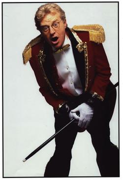 Ring Master Costume (Jerry Springer)