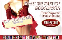 Broadway Ad Costume