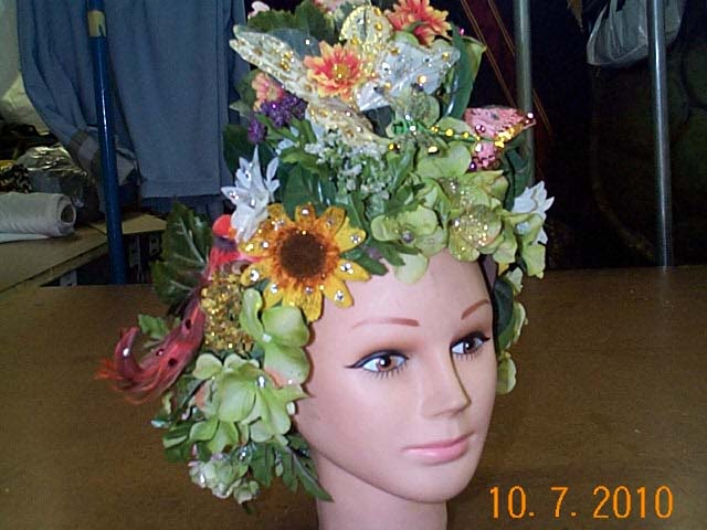 Macy's Mother Nature Headpiece