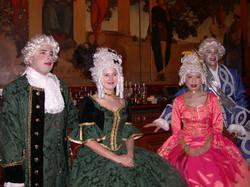 Victorian Period Costumes