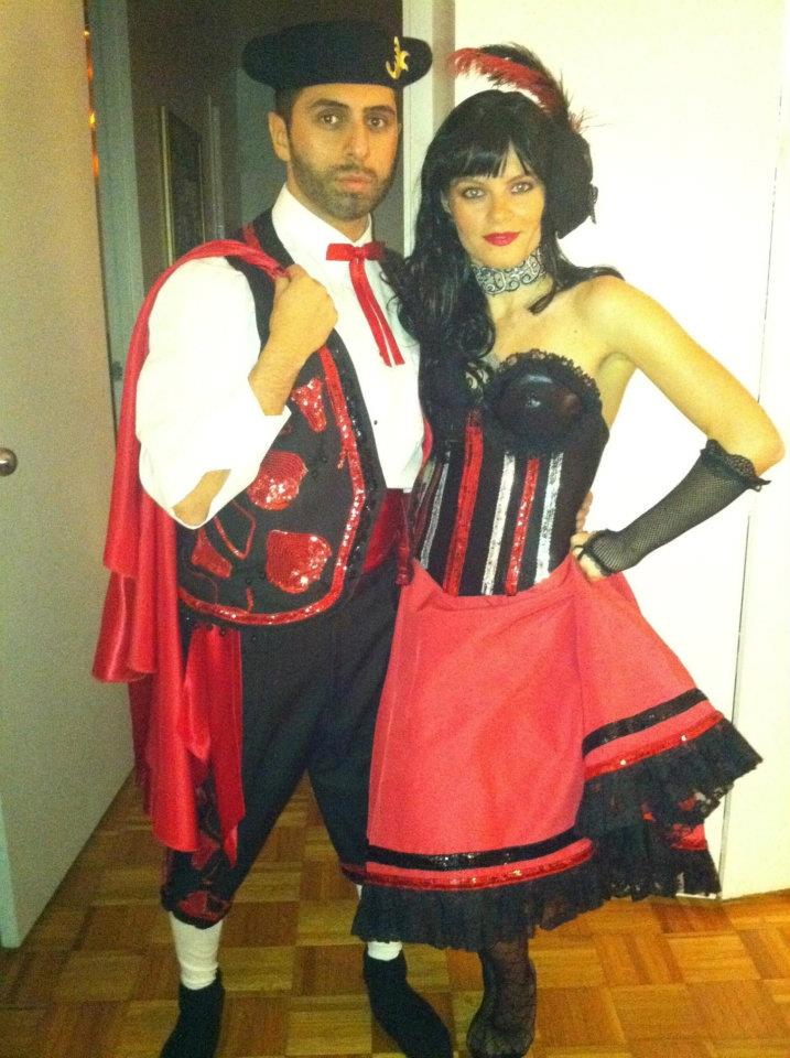 Matador & Spanish Costumes