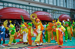 Macy's Parade Clowns
