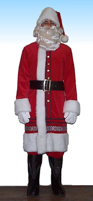 Polar Santa Costume