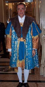 King (Period Costume)