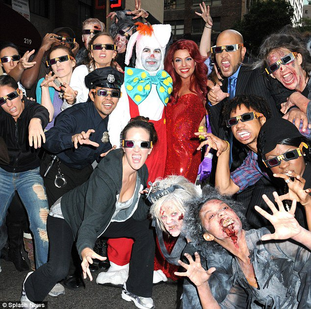 Jessica Rabbit & Other Costumes