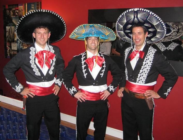 Amigos/Mariachi Costumes