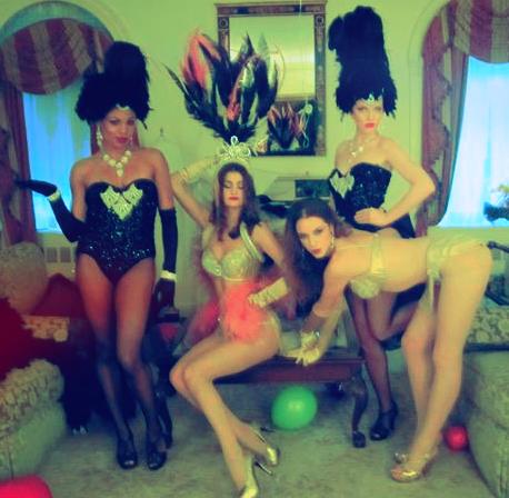 Cabaret/Showgirl Costumes