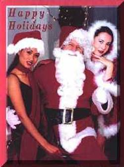 Santa & Santa's Helpers