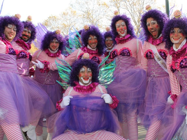 Sugar Plum Fairies (Macy's Parade)