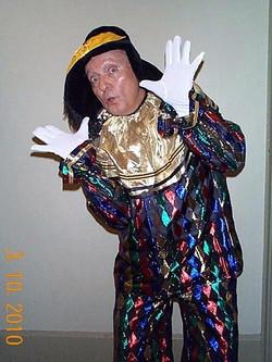 Jester/Joker Costume