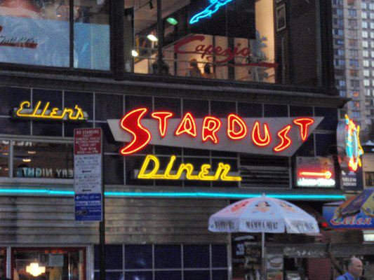 Ellen's Stardust Diner (Uniforms)