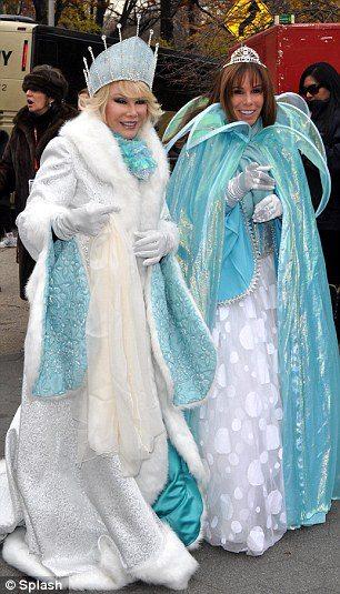 Snow Queen & Ice Princess Costumes