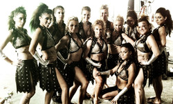 Gladiators (Female)