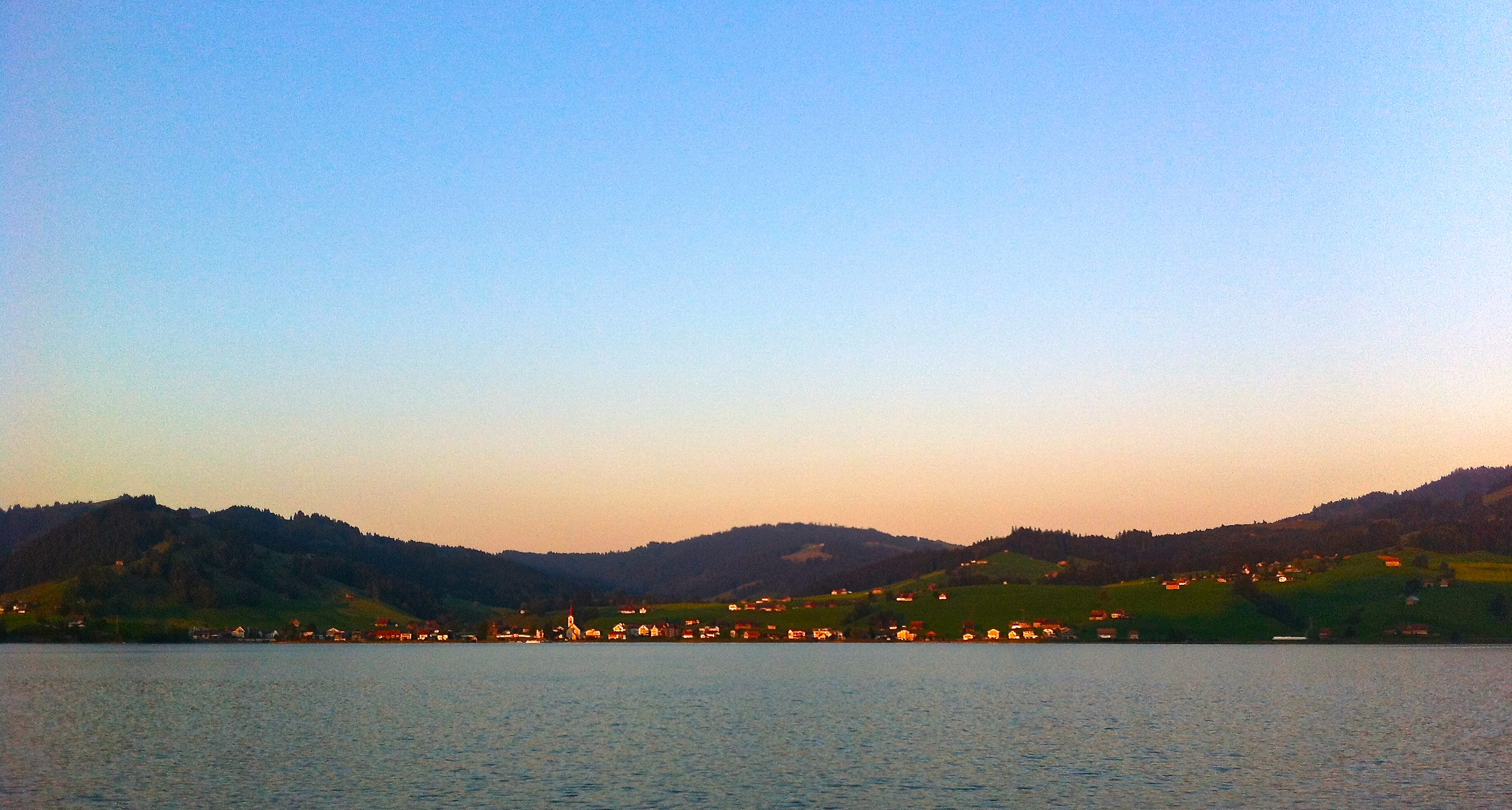 Abendsonne Euthal
