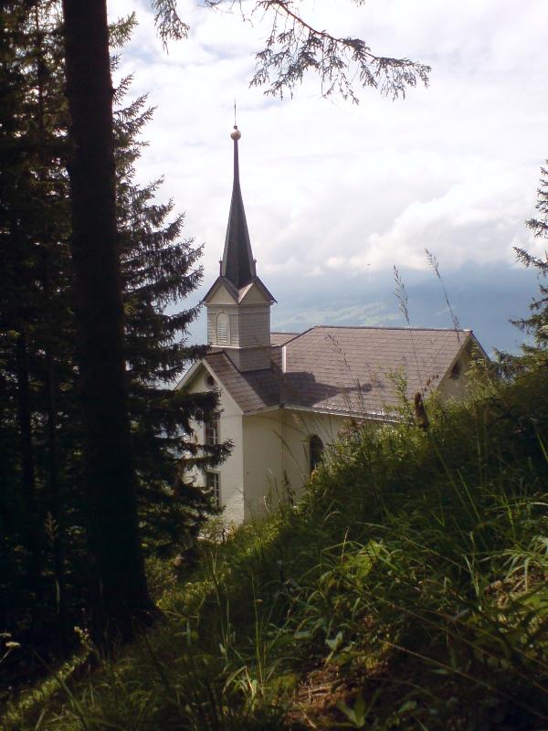 Holzwang Kapelle
