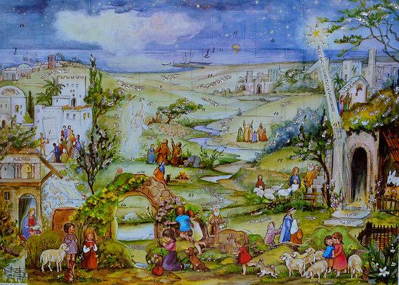 Felder bei Bethlehem