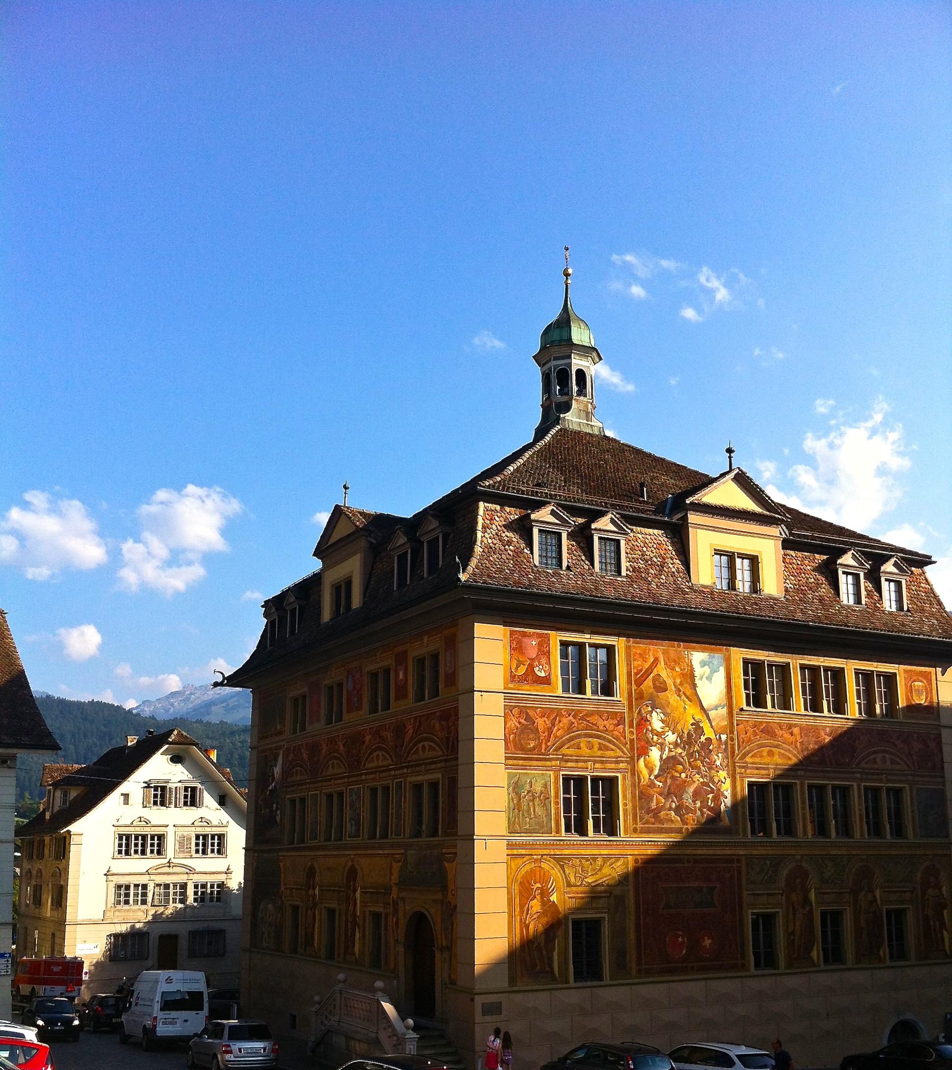 Schwyzer Rathaus